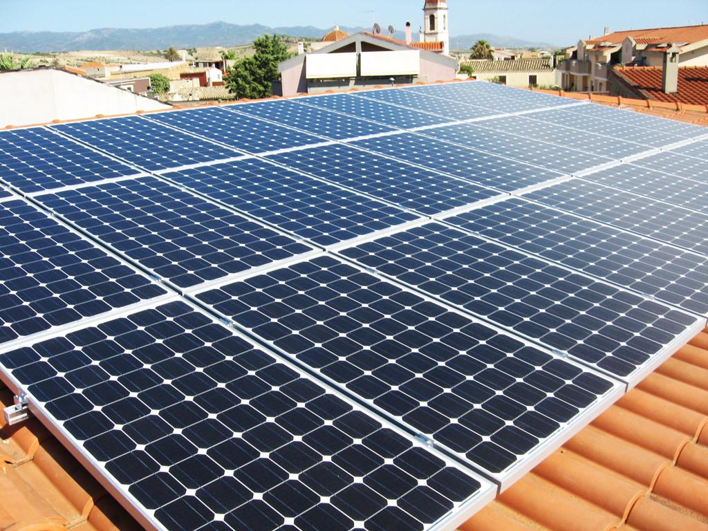 Pannello Solare Per Ebike : Impianti fotovoltaici chiavi in mano sardegna i
